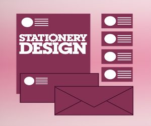 Creative Stationery Design