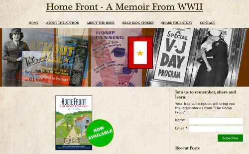 www.amemoirfromthehomefront.com