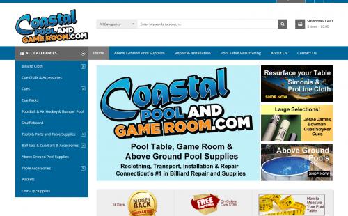 www.coastalpoolandgameroom.com