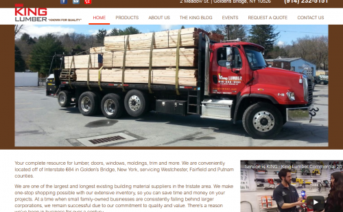 www.kinglumber.net